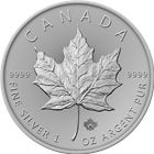 2018 Canadian Silver Maple Leaf - Brilliant Uncirculated