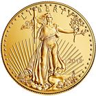 2018 1/4 oz American Gold Eagle Coin - BU