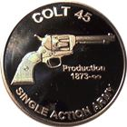 Colt 45 Copper Round - 1 AVDP Ounce (.999 Pure)