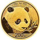 2018 15 Gram Chinese Gold Panda (Sealed in Original Mint Plastic)