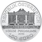 2018 Austrian Silver Philharmonic - Brilliant Uncirculated