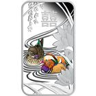 2018 Chinese Wedding 1 oz Silver Proof Coin - Tuvalu $1