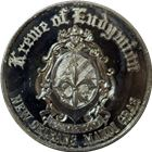 Krewe Of Endymion 1 oz Proof Silver Round (.999 Pure)