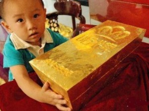 "Dubai's ""Your Child's Weight In Gold"" program was a wild success this year."