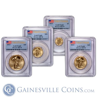 2013-gold-eagle-first-strike-complete-set-MS70