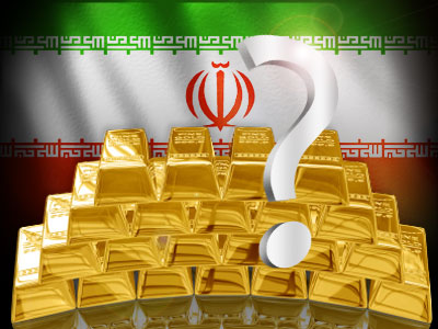 hoarding gold executions in iran