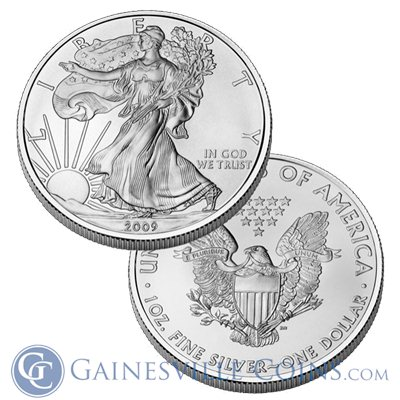 Silver Eagles on Sale (dates of our choice)
