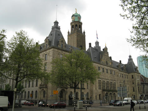 Rotterdam City Hall