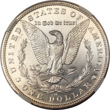 Exceptionally Rare Morgan Dollar Pattern Goes Missing