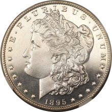 1895-O Morgan Proof