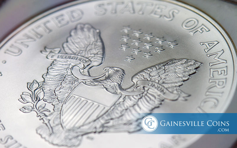 Silver Eagle Demand Exhausts U.S. Mint Supply
