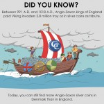 Did You Know? Viking Invasions and Anglo-Saxon Silver