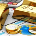 Gold Consolidating As Stocks Soar