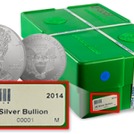 2014 Silver Eagle Monster Boxes with Serial Numbers 1 - 10 For Sale At Gainesville Coins