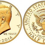 How To Get One of the First 2014 Kennedy Gold Half Dollars