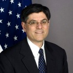Jacob Lew is the United States Secretary of the Treasury.