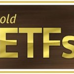 market volatility during february drives outflows gold etfs