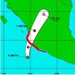 Hurricane Patricia, Strongest Ever, to Hit Mexico
