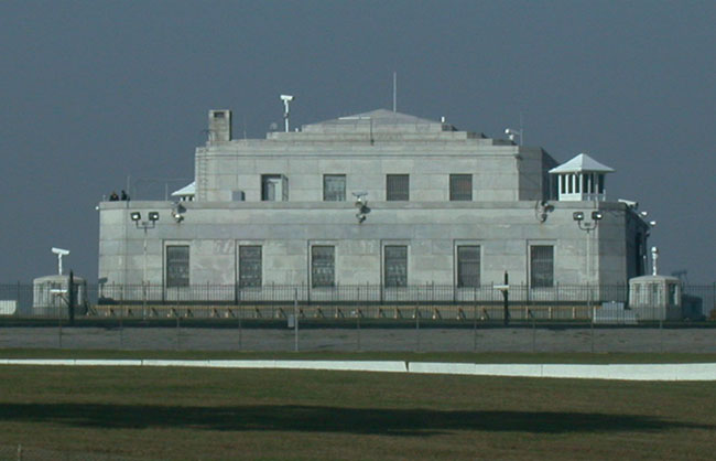 fort knox U.S. bullion depository