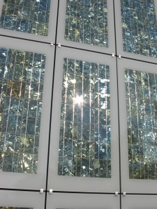 silver in solar. Photovoltaic-cells