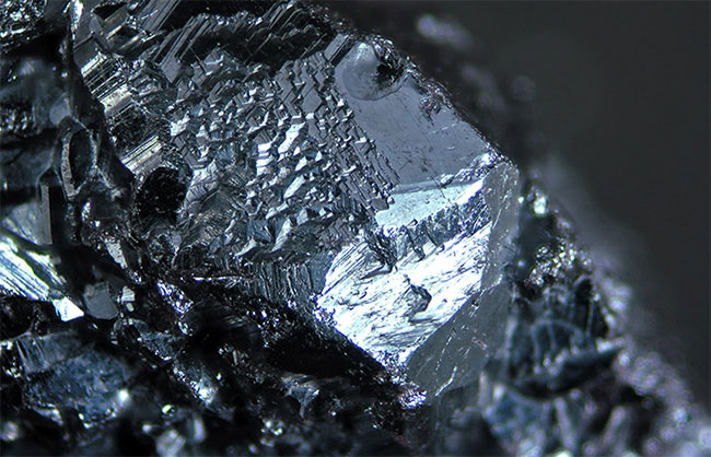 silver mineral