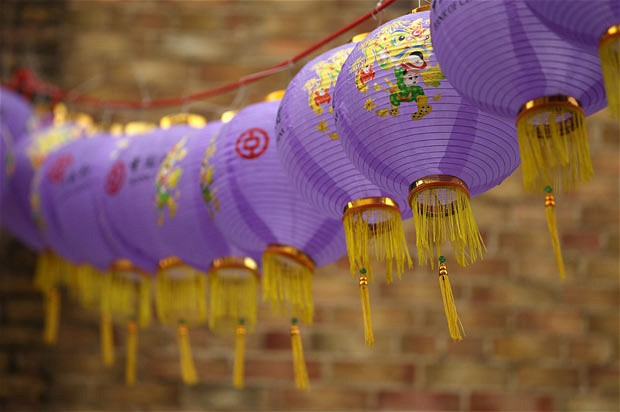 Chinese Lunar New Year. Source: Oil Scarff/Getty Images