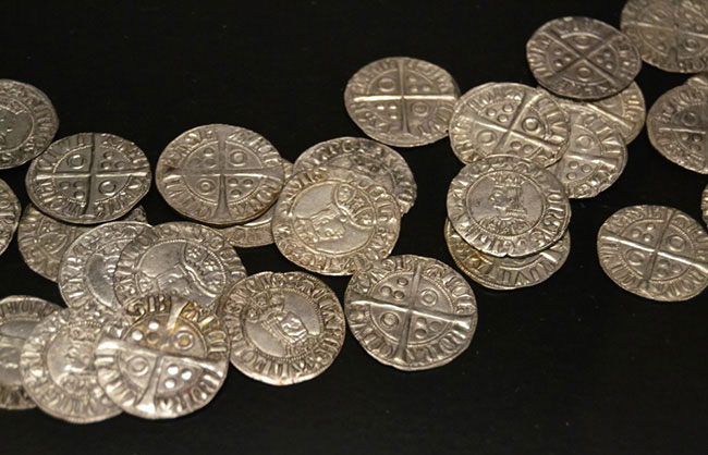 Another group of silver groats