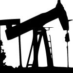 oil-drilling-white-background