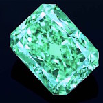 Aurora Green Diamond Sets Record