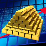 Gold Prices Steadily Higher