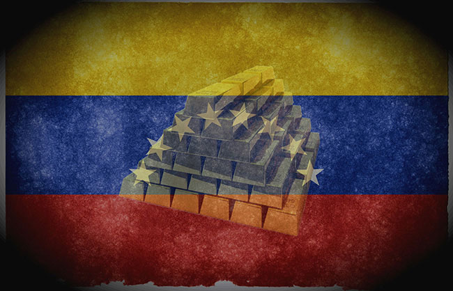 The Problem With Venezuela's Gold