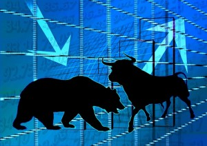 stock-exchange-bull-and-bear