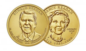 Presidential $1 coins. ©US Mint
