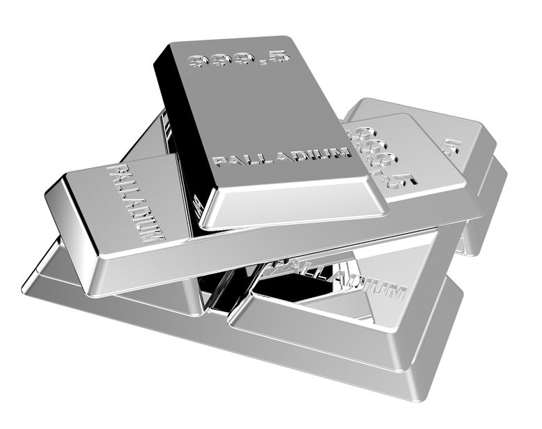 could palladium prices surpass gold