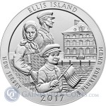 Ellis Island 5 oz Silver America the Beautiful Quarters Sell Out