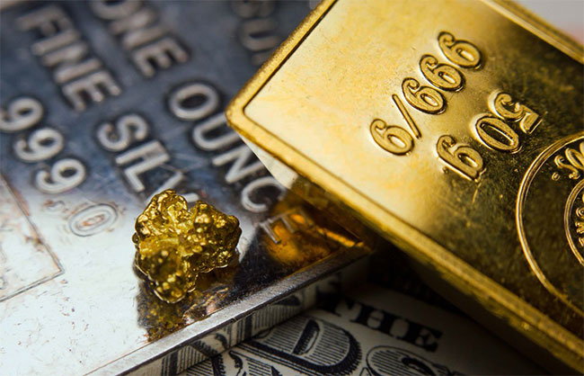 Gold Up as Nonfarm Payrolls Disappoint