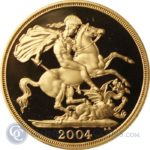 impressive collection modern gold sovereigns discovered by chance