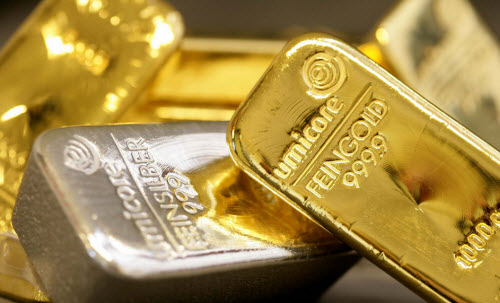 Precious Metals Little Changed Thursday