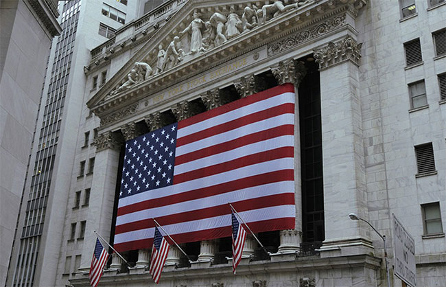 NYSE building outside
